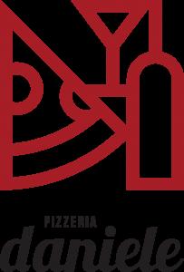 Logo Pizzeria Daniele Vertikal